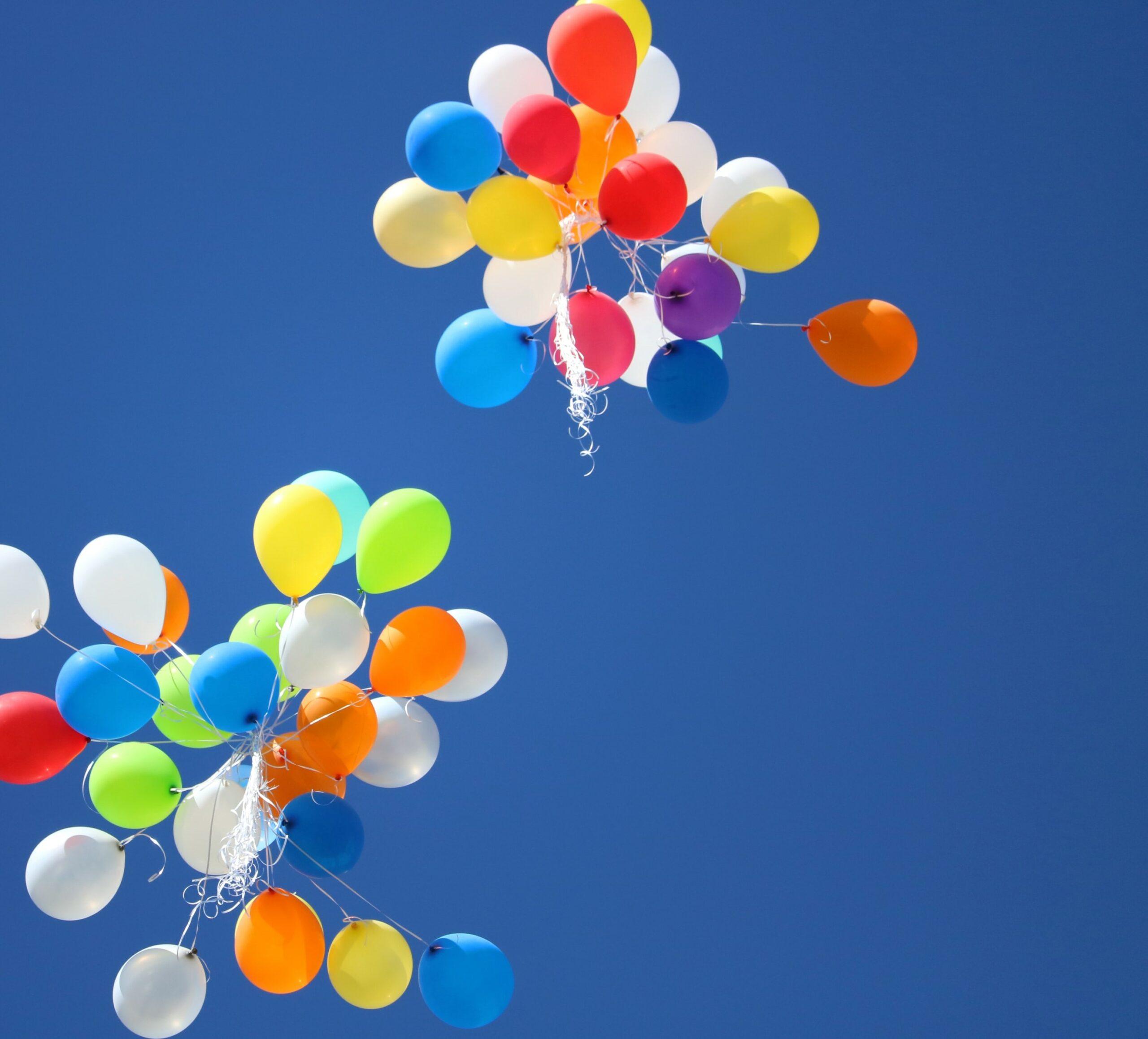 biologisch afbreekbare ballonnen slecht voor milieu