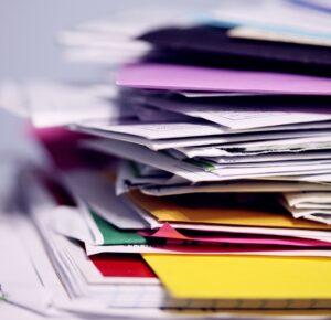 e-mails of inbox opruimen